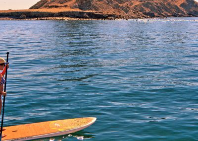 Stand Up Paddle -SUP en Puerto Peñasco